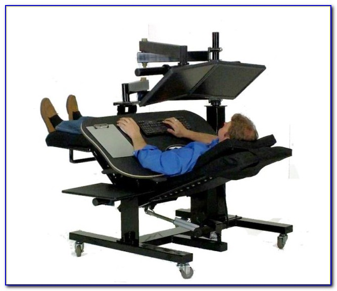 Zero Gravity Ergonomic Office Chair  Desk  Home Design