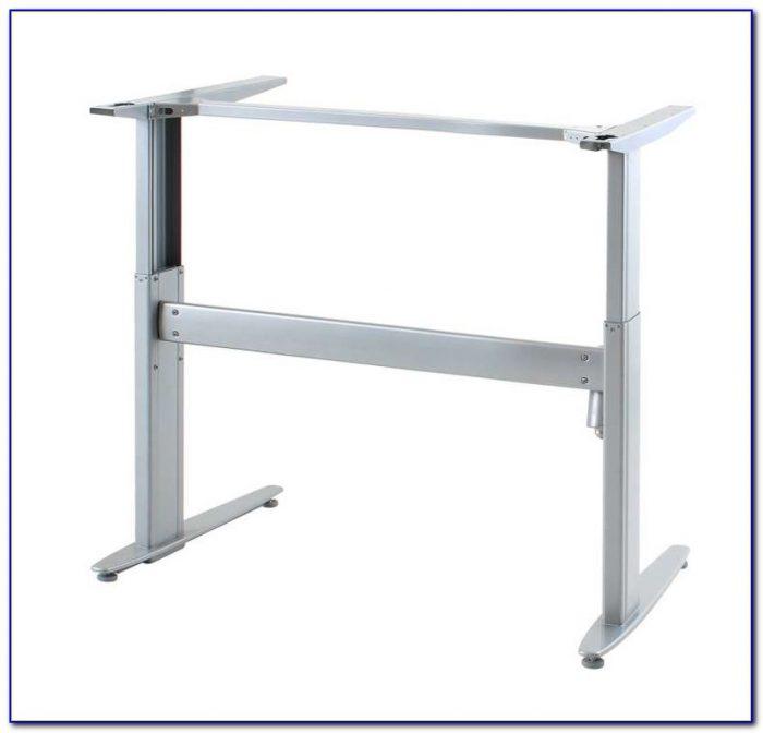 Height Adjustable Desk Frame Only Uk Desk Home Design
