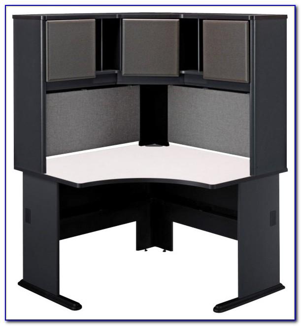 Bush Wheaton Corner Computer Desk  Desk  Home Design