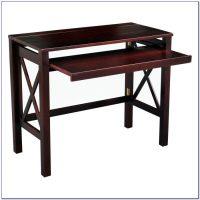 Desk Pull Out Writing Shelf - Desk : Home Design Ideas ...