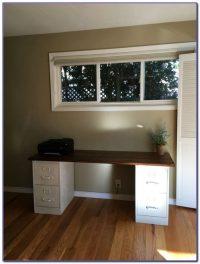 Office Desk With Filing Cabinets - Desk : Home Design ...