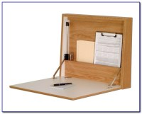 Fold Down Wall Desk Plans - Desk : Home Design Ideas # ...