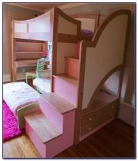 Teenage Girl Bunk Bed With Desk - Desk : Home Design Ideas ...