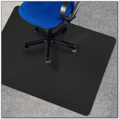 Desk Chair For Carpet Wooden High Uk Office Protector Amazon Home Design