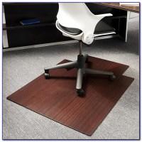 Wood Floor Desk Chair Mats - Desk : Home Design Ideas # ...