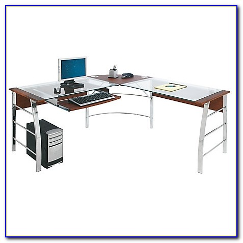 Realspace Magellan Collection L Shaped Desk Assembly