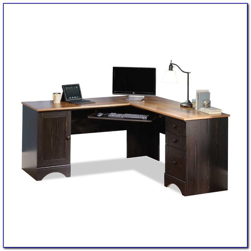 Sauder Furniture Corner Computer Desk  Desk  Home Design