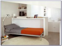 Twin Murphy Bed With Desk - Beds : Home Design Ideas # ...