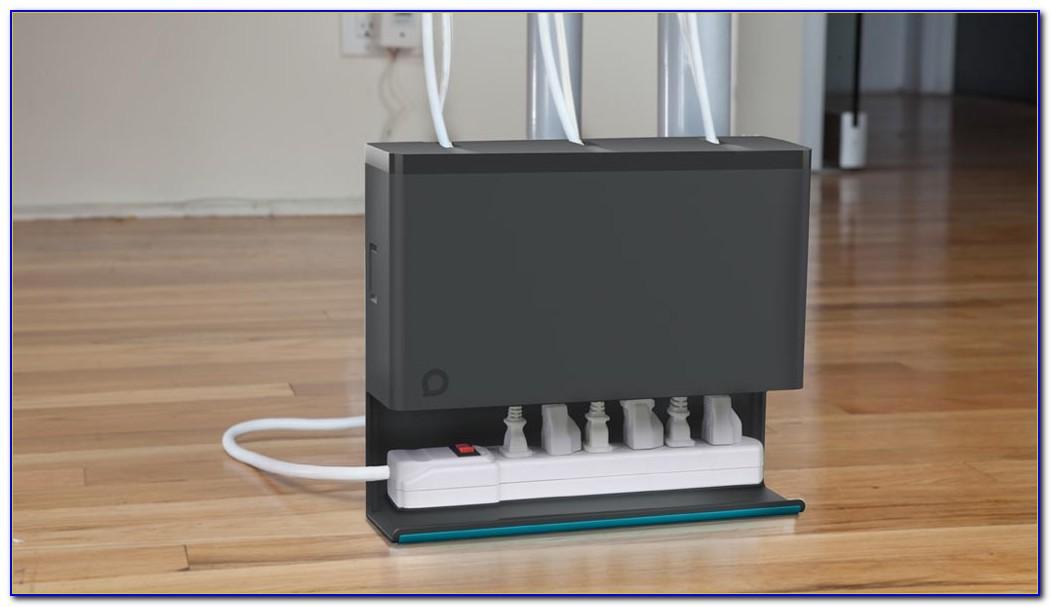 Under Desk Cable Organizer  Desk  Home Design Ideas
