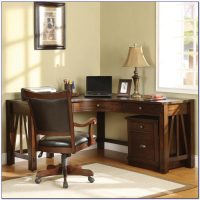 Home Office Corner Desk Ideas - Desk : Home Design Ideas # ...