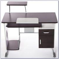 Corner Desk With Shelf - Desk : Home Design Ideas ...