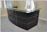 High End Reception Desk Furniture - Desk : Home Design ...