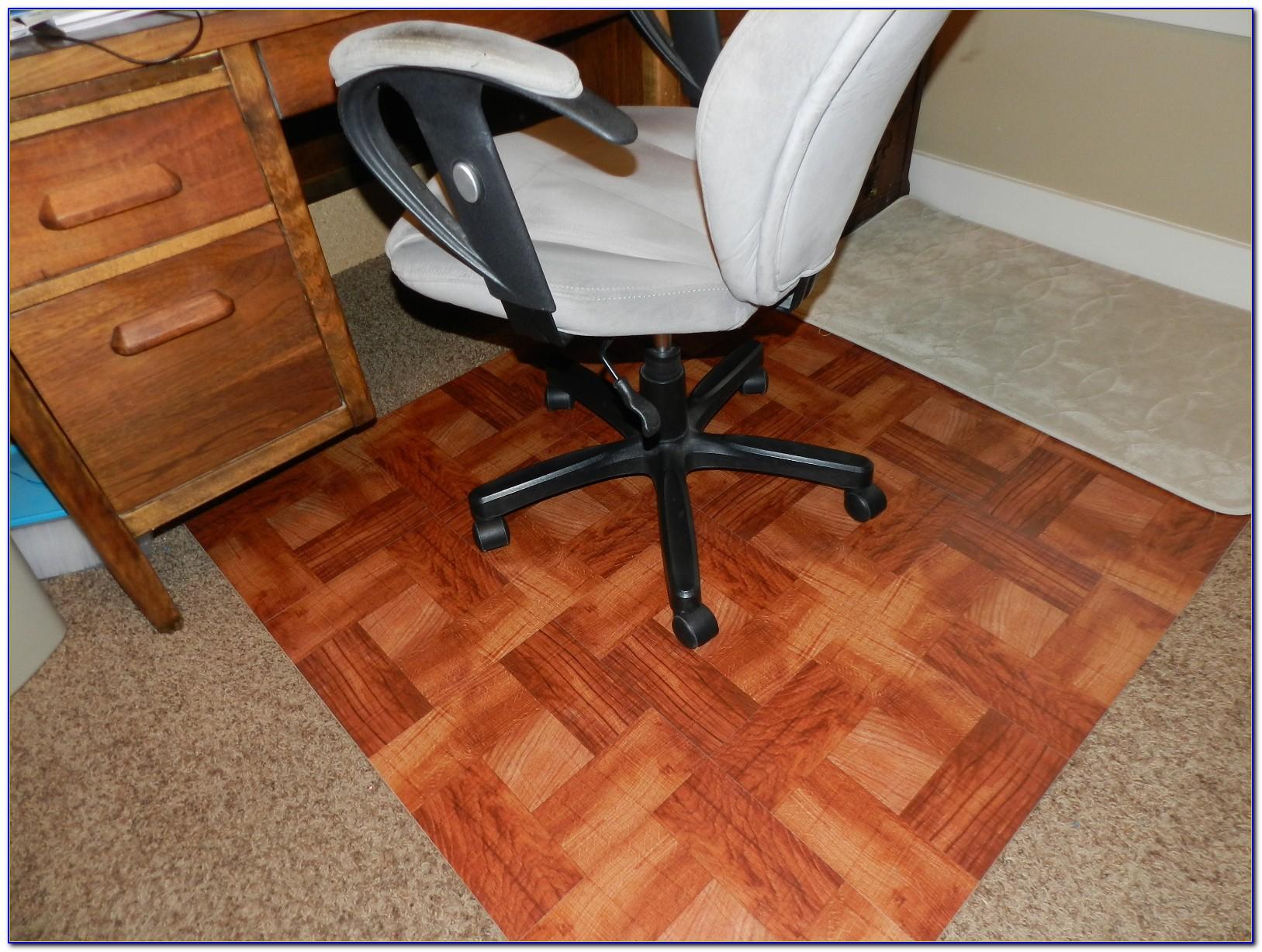 office chair carpet protector kohls game mat protection desk home design