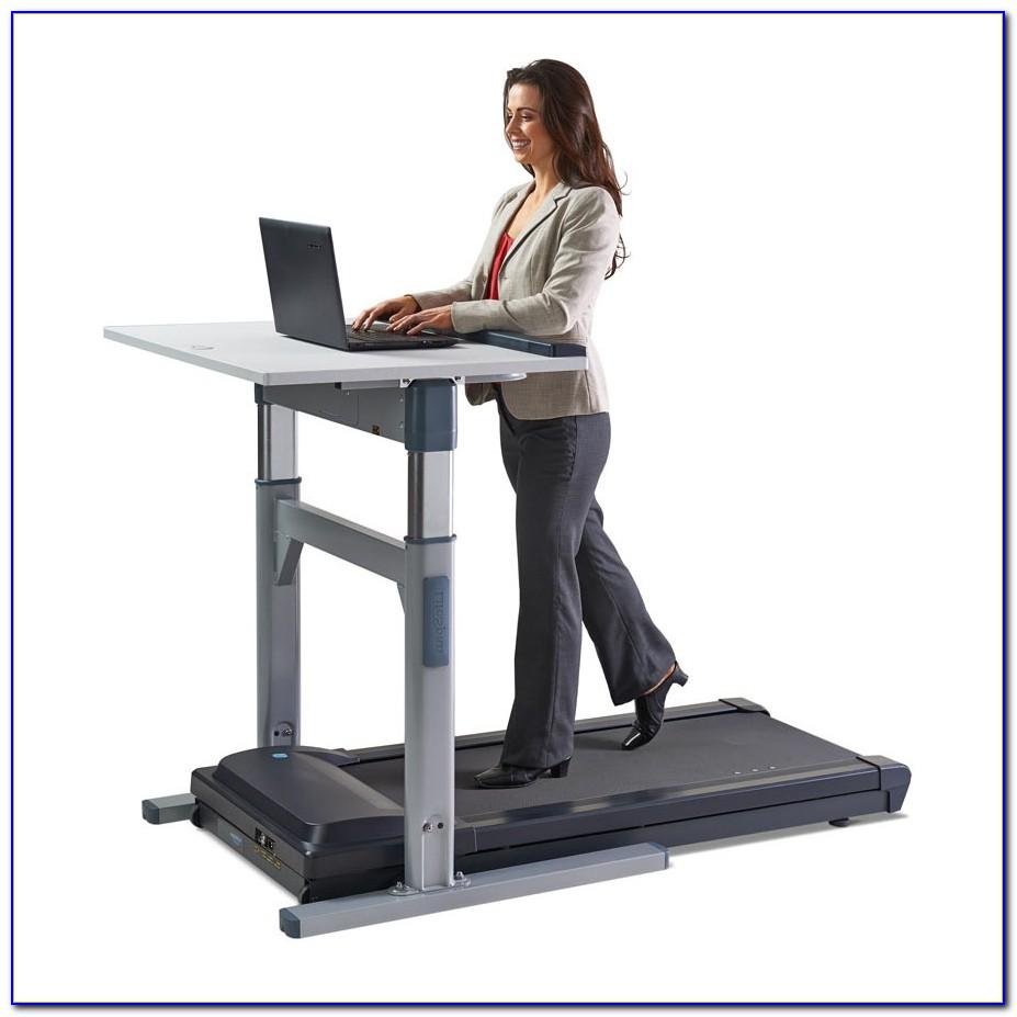 Treadmill For Desk Walking  Desk  Home Design Ideas