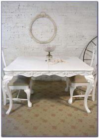 White Shabby Chic Desk Chair - Desk : Home Design Ideas ...