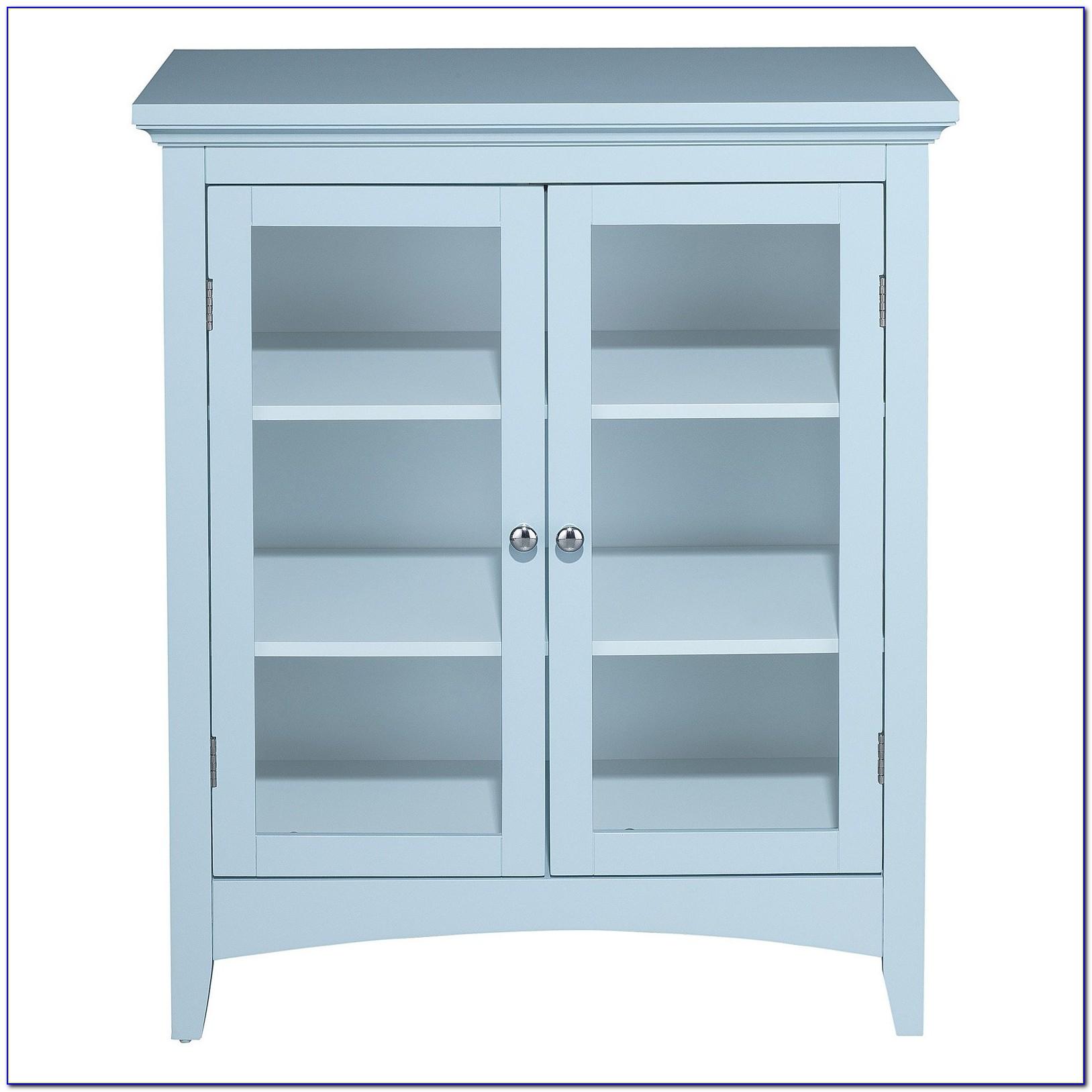 Bathroom Floor Storage Cabinet With Drawers