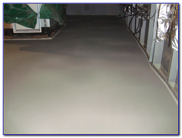 Concrete Floor Leveling Compound