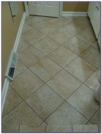Installing Ceramic Tile Floor That Looks Like Wood ...