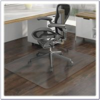 Computer Chair Mat For Wood Floors - Flooring : Home ...