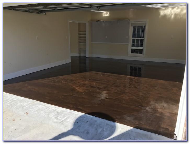 Rocksolid Polycuramine Garage Floor Coating  Flooring