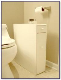 Very Small Bathroom Floor Cabinet