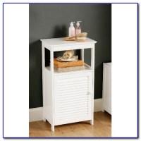 Corner Bathroom Floor Cabinet - Flooring : Home Design ...