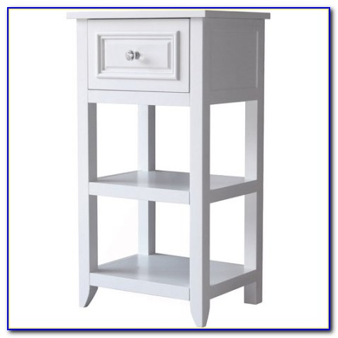 Bathroom Floor Cabinet With Drawers