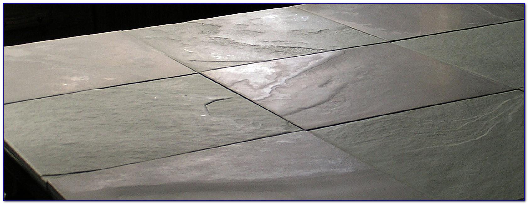 Brazilian Grey Slate Floor Tiles
