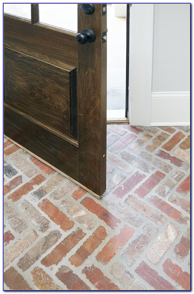 Brick Pavers For Indoor Floors  Flooring  Home Design