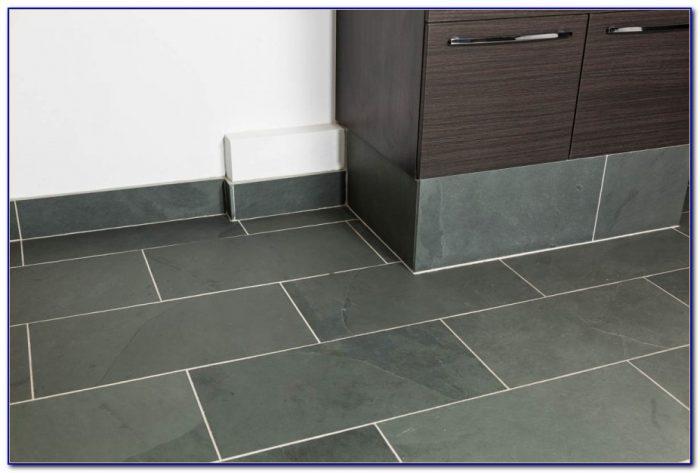 Rustic Grey Slate Floor Tiles