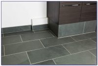 Rustic Grey Slate Floor Tiles