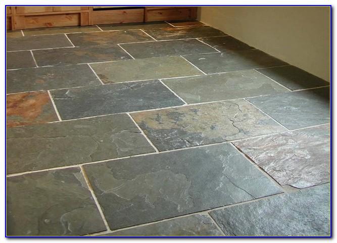 rustic sofa table canada brown leather cushion covers grey slate floor tiles - flooring : home design ...