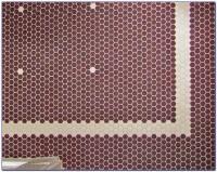 Mosaic Floor Tile Design - Flooring : Home Design Ideas # ...