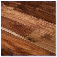 Natural Walnut Acacia Solid Hardwood Flooring - Flooring ...