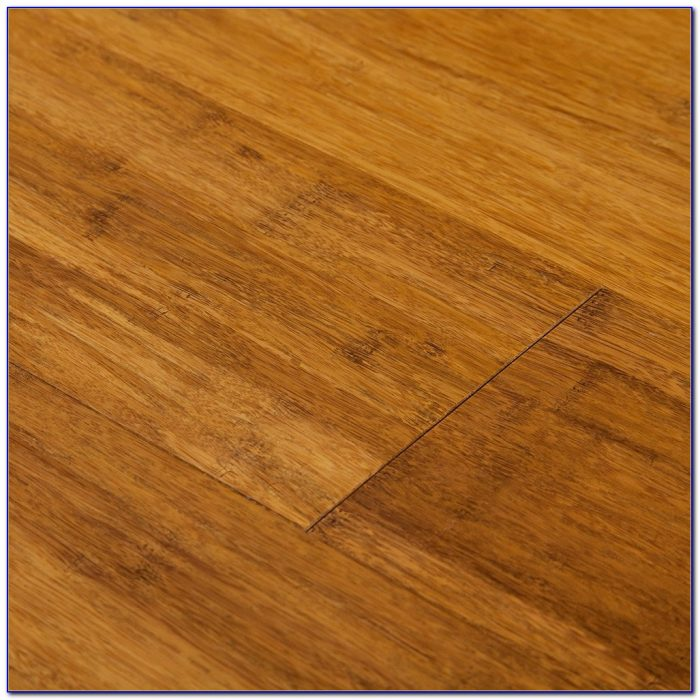 Solid Bamboo Click Lock Flooring