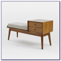 Mid Century Modern Bench Uk