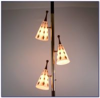 Vintage Pole Lamps Floor To Ceiling - Flooring : Home ...