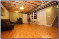 Flooring Ideas For Basements - Flooring : Home Design ...