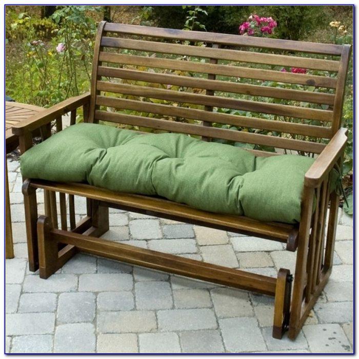 48 X 24 Outdoor Bench Cushion Bench Home Design Ideas