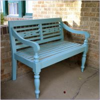Bench For My Front Porch - Bench : Home Design Ideas ...