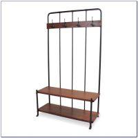 Hallway Storage Bench With Coat Rack Uk - Bench : Home ...