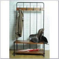 Narrow Bench Seat For Hallway - Bench : Home Design Ideas ...