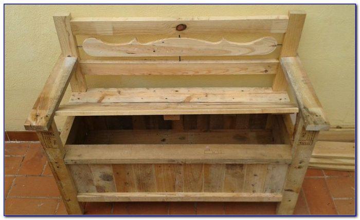 Reclining Garden Bench