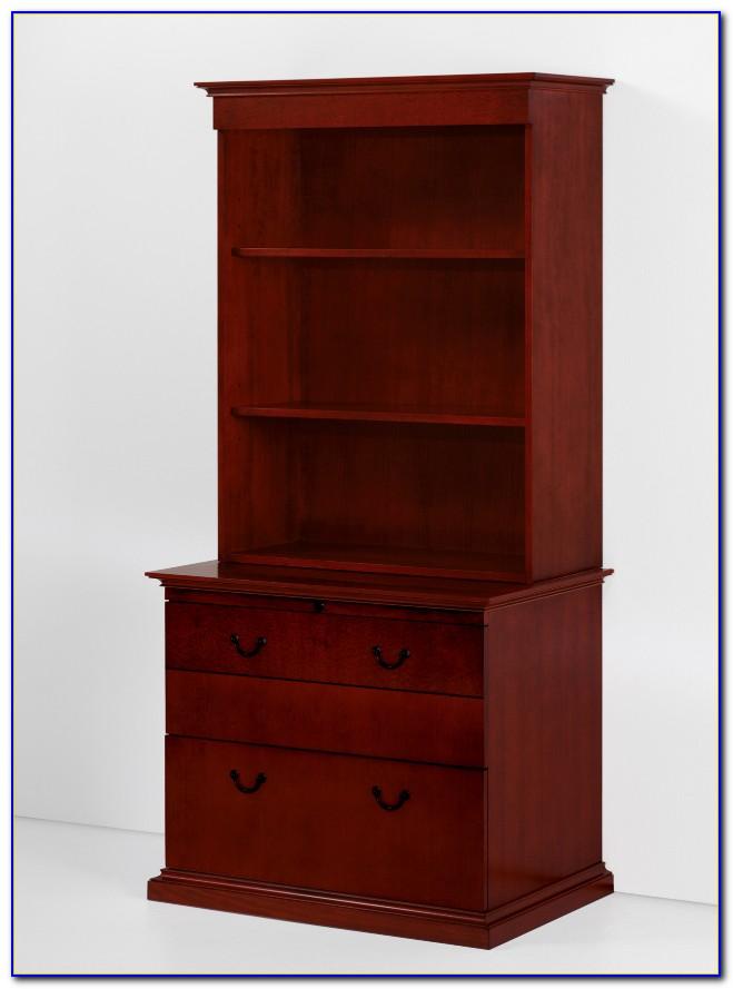Filing Cabinet Bookcase Combination  Bookcase  Home