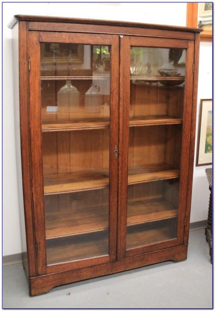 Stickley Mission Oak Bookcase Bookcase Home Design