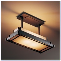 Rectangular Flush Mount Ceiling Light - Ceiling : Home ...