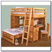 Bunk Beds With Dresser Built In - Dresser : Home Design ...