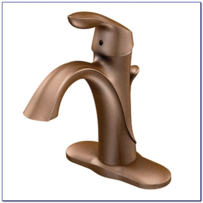 Moen Eva Bronze Bathroom Faucet  Faucet  Home Design