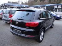VW Tiguan Deep Black - Farben VW Tiguan