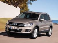 VW Tiguan Titanium Beige - Farben VW Tiguan